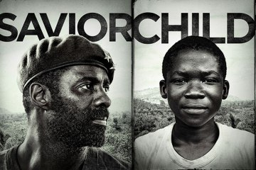 Idris Elba and Abraham Attah star in Beasts of No Nation